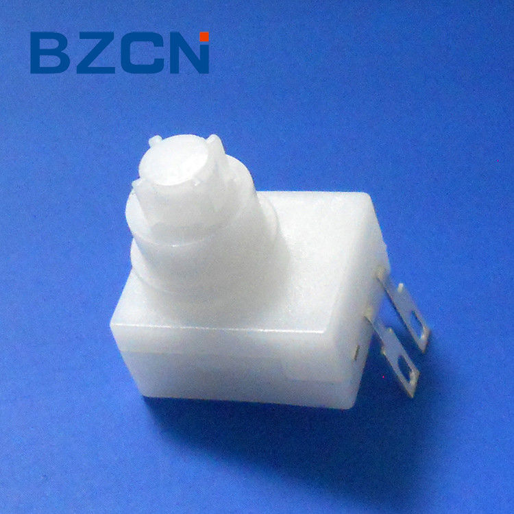 2 Pin Right Angel Momentary Push Button Switch , Low Profile Tactile Switch